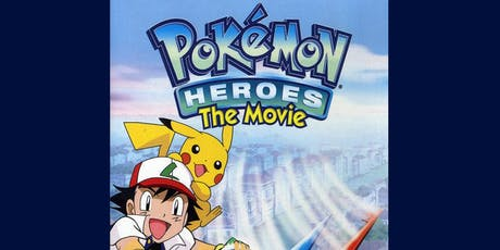 Pokemon Heroes tickets