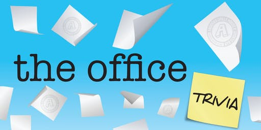 Arooga's Shelton 'The Office' Trivia Night - Win Great Prizes