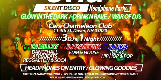 """Silent Disco Party """"Euphoria"""""""