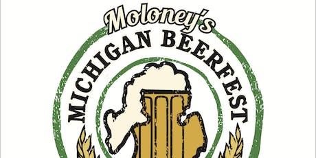 Moloney's Michigan Beerfest tickets