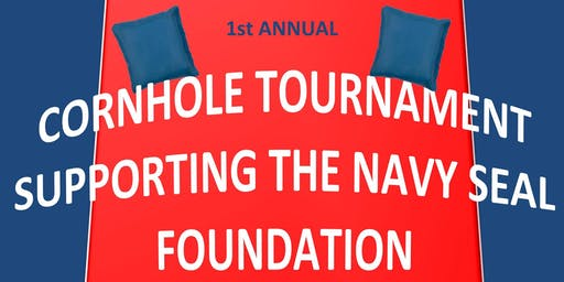Cornhole Tournament Supporting The NAVY SEAL Foundation