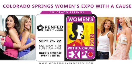 Colorado Springs Women's Expo With A Cause 2019 tickets