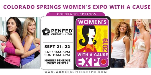 Colorado Springs Women's Expo With A Cause 2019