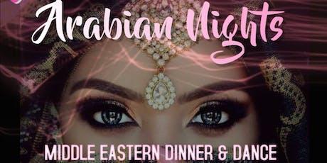 Arabian Nights Ladies Night  tickets