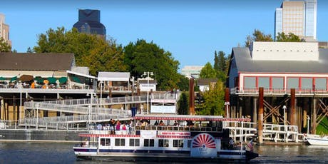 Scenic Luncheon Cruise - River City Queen - Sacramento  tickets