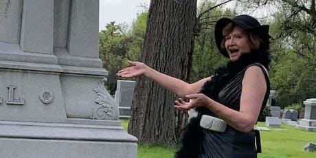 "2019 Twilight Tour Series: ""Sacred 36""  Event at Fairmount  Cemetery  tickets"
