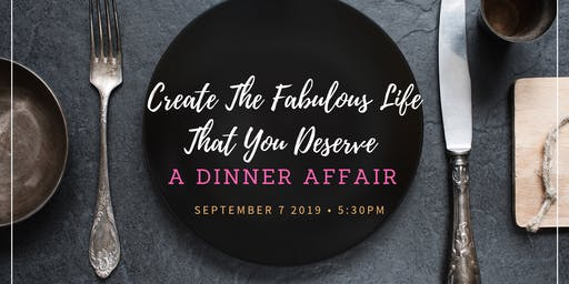 Create The Fabulous Life That You Deserve