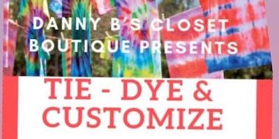 Danny B's Tie Dye & Customize