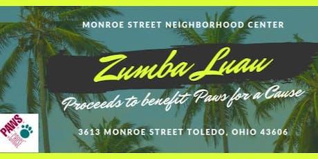 Zumba Luau tickets