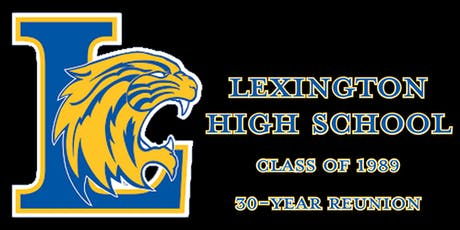 LHS Class of 1989 30-Year Reunion tickets