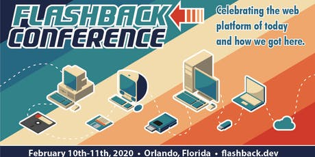 Flashback Conference tickets