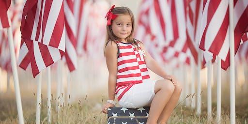4th of July Mini Portraits