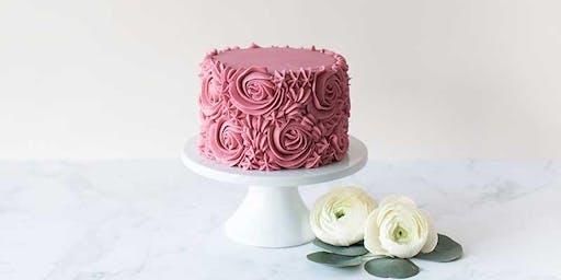 Rose Signature Cake Decorating