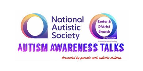 NAS Exeter Autism Awareness Talk tickets