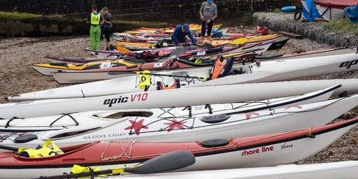 RWSABC Tail o' the Bank Surf Ski and Kayak Race 2019