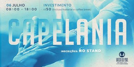 Capelania   IBP Santo Amaro ingressos