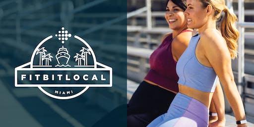 Fitbit Local Sweat and Stretch