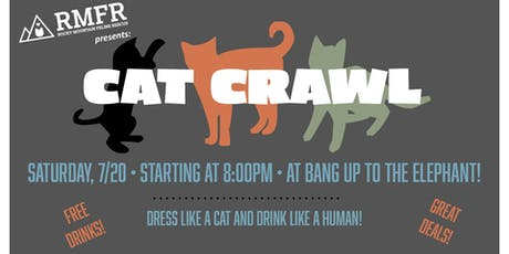 Copy of The Cat Crawl tickets