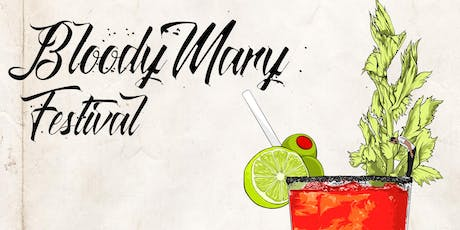 Bloody Mary Festival tickets