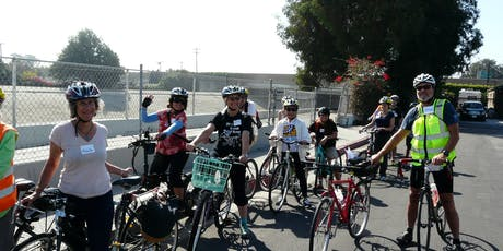 BEST Class + Ride: Bike 3 - CicLAvia Street Skills (West Hollywood) tickets
