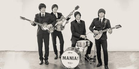 Mania! The Live Beatles Experience tickets