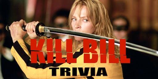 Kill Bill Trivia