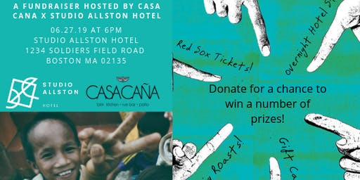 CASA CANA X STUDIO ALLSTON PRESENT: HIGH GATE CHARITABLE FUNDRAISER