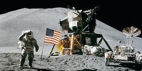 Moon Lander Build [1st-2nd] tickets