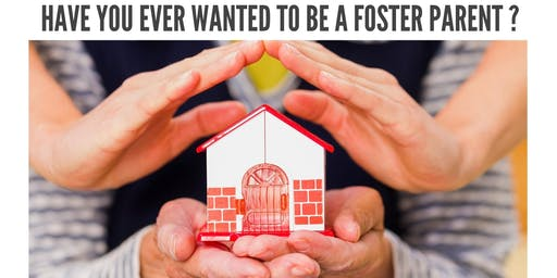 Free Information Session How to become a Foster Parent?