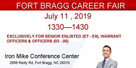 Fort Bragg Veteran Career-  Executive Hour tickets