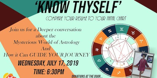 Know Thyself- What's Your Sign