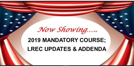 CE - 2019 Agent Mandatory Topic tickets