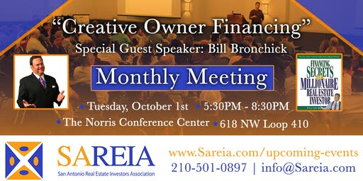 Creative Owner Financing with Special Guest Bill Bronchick