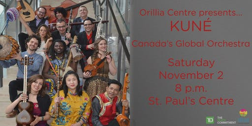 KUNÉ – Canada's Global Orchestra