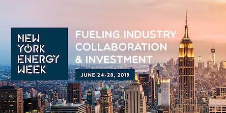 New York Energy Week 2019 tickets