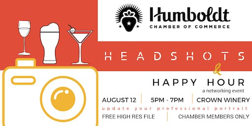 Headshots & Happy Hour 2019