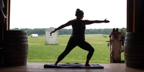 Barn Yoga tickets