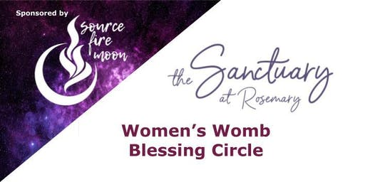 Women's Womb Blessing Circle