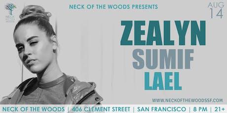 Zealyn, SUMif tickets