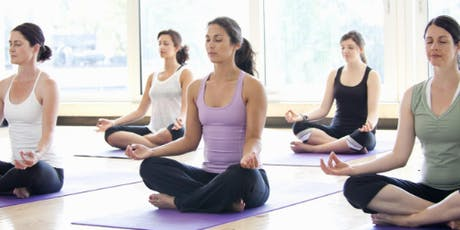 Yoga at the Library tickets