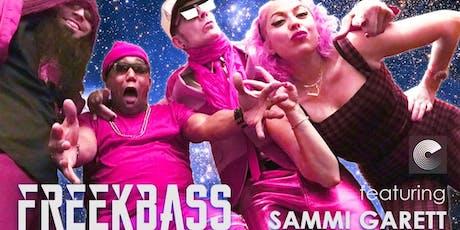 Freekbass feat Sammi Garrett of Turkuaz tickets