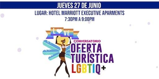 Conversatorio: Oferta Turística LGBTIQ+