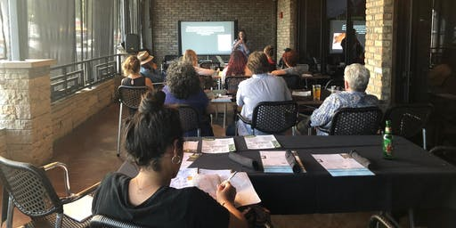 Happy Hour: Learn about Austin Youth River Watch from Jamie Green!
