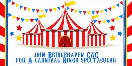 2019 Bridgehaven CAC Purse Bingo  tickets
