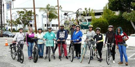 BEST Class: Bike 2 - Rules of the Road (Downtown LA) tickets