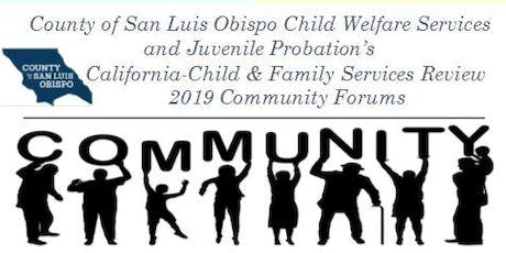 South County Community Forum tickets