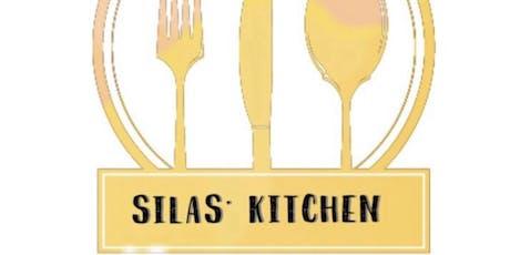 Silas' Kitchen Presents  Sip & Bites  tickets