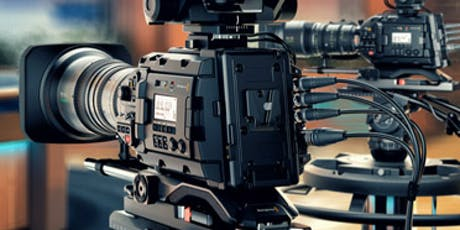 Workshop Câmeras Blackmagic ingressos
