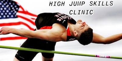 High Jump Skills Clinic