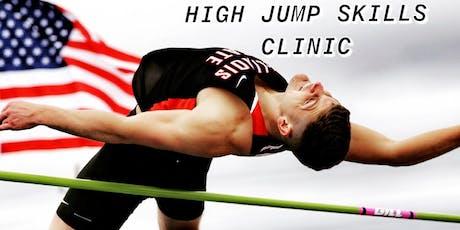 High Jump Skills Clinic tickets